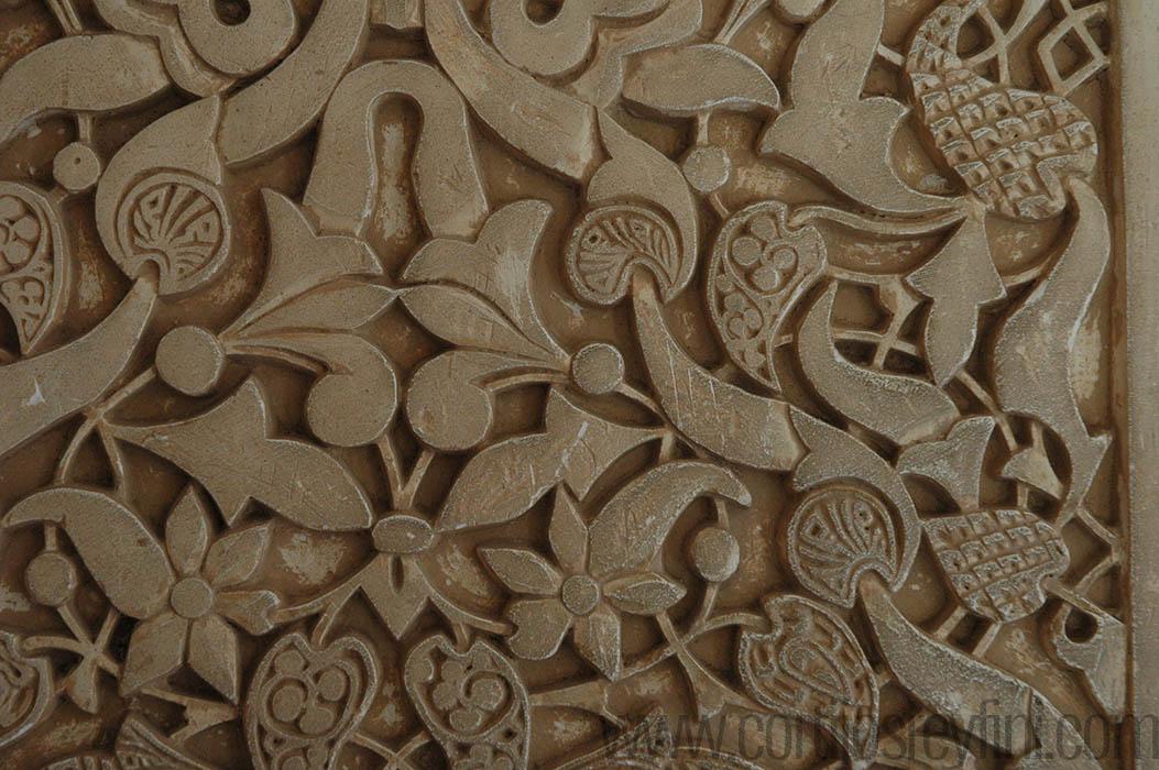 Carved Detailing