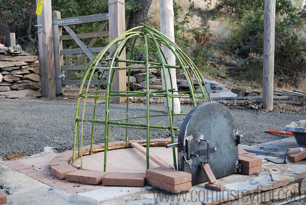 How to make a clay oven