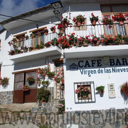 The highest bar at Barrio Alto in Trevelez