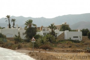 Typical Scenery found in Cabo de Gata